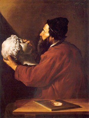 Reproduction oil paintings - Jusepe de Ribera - Allegory of Touch 1613