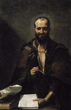 Reproduction oil paintings - Jusepe de Ribera - Archimedes 1630