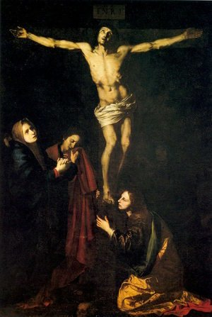 Reproduction oil paintings - Jusepe de Ribera - Calvary 1616-18