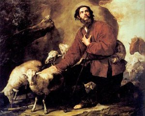 Reproduction oil paintings - Jusepe de Ribera - Jacob and Laban's Flock 1632