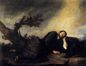 Reproduction oil paintings - Jusepe de Ribera - Jacob's Dream 1639