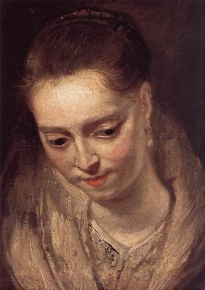 Reproduction oil paintings - Rubens - Portrait of a Woman