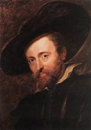 Reproduction oil paintings - Rubens - Self-Portrait 1628-30