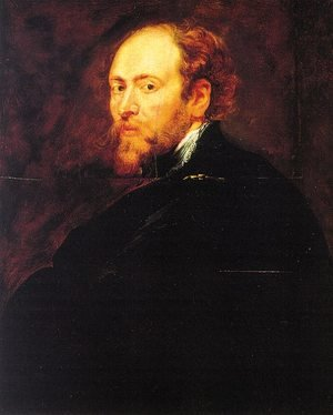 Reproduction oil paintings - Rubens - Self-Portrait 1628