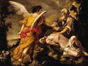 Reproduction oil paintings - Juan de Valdes Leal - The Sacrifice of Isaac 1657-59