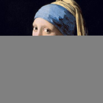 Oil painting reproductions - Baroque - Jan Vermeer Van Delft: Girl with a Pearl Earring c. 1665