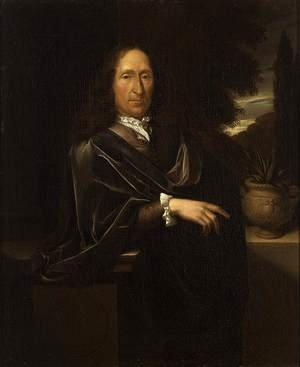 Portrait of a Gentleman 1700