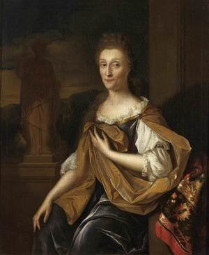 Portrait of a Lady 1705