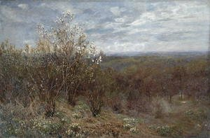 John Clayton Adams reproductions - Spring in the Valley