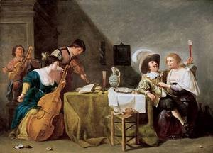 A Merry Musical Company 1635-45