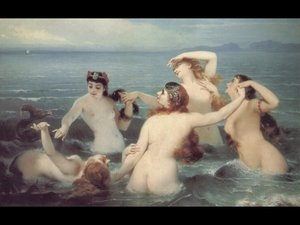 The Dance of the Sea, 1883