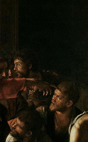 Reproduction oil paintings - Caravaggio - Resurrection of Lazarus