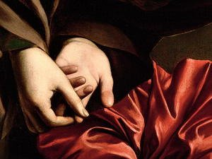 Reproduction oil paintings - Caravaggio - The Conversion of the Magdalen, 1597-98 (detail)