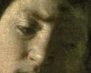 Reproduction oil paintings - Caravaggio - David with the Head of Goliath, 1606 (detail)
