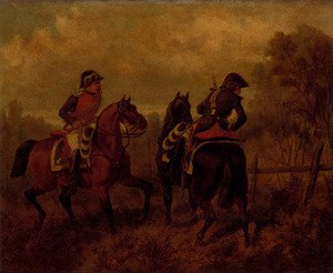 Charles De Luna reproductions - French Dragoons