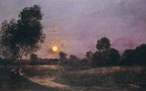 Reproduction oil paintings - Charles-Francois Daubigny - Unknown