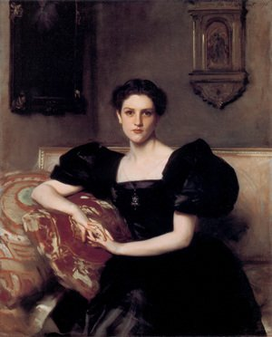 Reproduction oil paintings - Sargent - Elizabeth Winthrop Chanler (or Mrs John Jay Chapman)