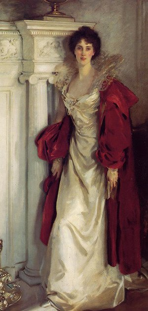 Reproduction oil paintings - Sargent - Winifred, Duchess of Portland