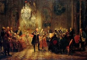 The Flute Concert