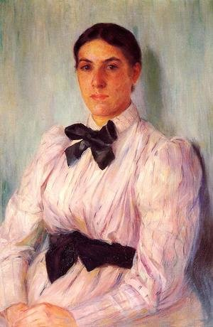 Reproduction oil paintings - Mary Cassatt - Portrait of Mrs. William Harrison