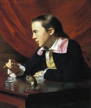 Boy with a Squirrel (or Henry Pelham)