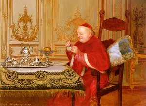 Famous paintings of Teapots: Teatime