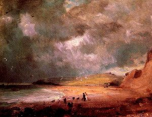 Reproduction oil paintings - John Constable - Weymouth Bay
