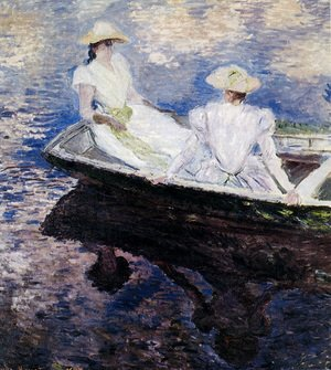 Girls In A Boat
