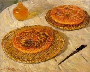 "Famous paintings of Desserts: The ""Galettes"""