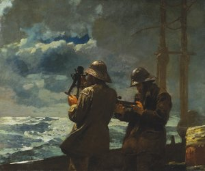 Reproduction oil paintings - Winslow Homer - Eight Bells