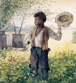 Famous paintings of Black Art: The Busy Bee