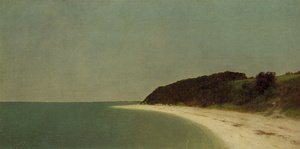Reproduction oil paintings - John Frederick Kensett - Eaton's Neck, Long Island