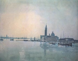 Reproduction oil paintings - Turner - San Giorgio Maggiore in the Morning