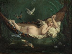 Henri Pierre Picou reproductions - The Hammock