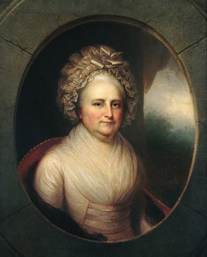 Reproduction oil paintings - Rembrandt Peale - Martha Washington