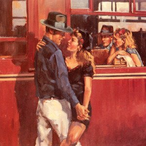 Raymond Leech reproductions - How Many Times Can We Say Goodbye?