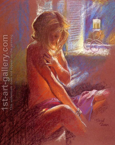 Private Moments IV by Hazel Soan - Reproduction Oil Painting