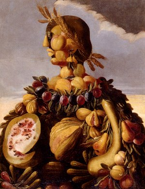 Famous paintings of Vegetables: The Seasons Pic 4