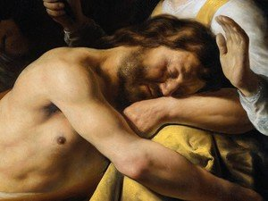 Reproduction oil paintings - Jan Lievens - Samson and Delilah [detail #2]