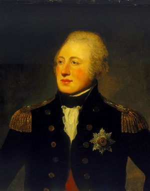 Reproduction oil paintings - Lemuel-Francis Abbott - Vice-Admiral Sir Andrew Mitchell, 1757-1806