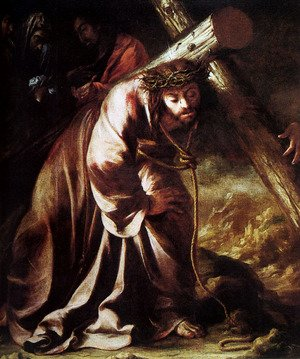 Reproduction oil paintings - Juan de Valdes Leal - Way To Calvary