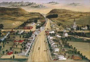 View of Poestenkill, New York