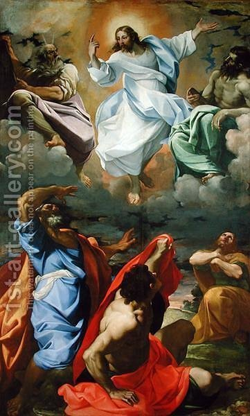 The Transfiguration, 1594-95
