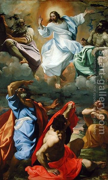 Huge version of The Transfiguration, 1594-95