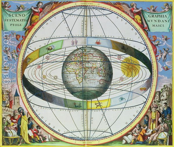 Huge version of Map of Christian Constellations, from 'The Celestial Atlas, or The Harmony of the Universe'
