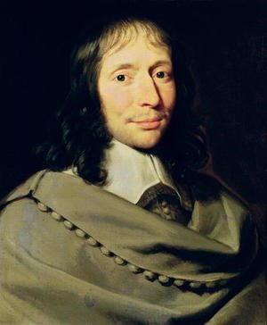 Famous paintings of Men: Blaise Pascal (1623-62)