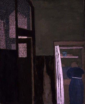 Nabis painting reproductions: Interior, 1910