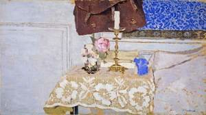 Nabis painting reproductions: The Candlestick, c.1900