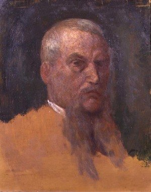 Reproduction oil paintings - George Frederick Watts - Sir Richard Burton (1821-90)