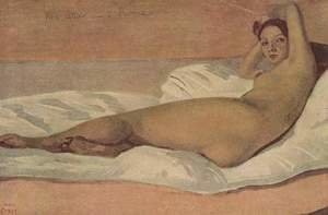 Reproduction oil paintings - Jean-Baptiste-Camille Corot - The Roman Odalisque (Marietta) 1843